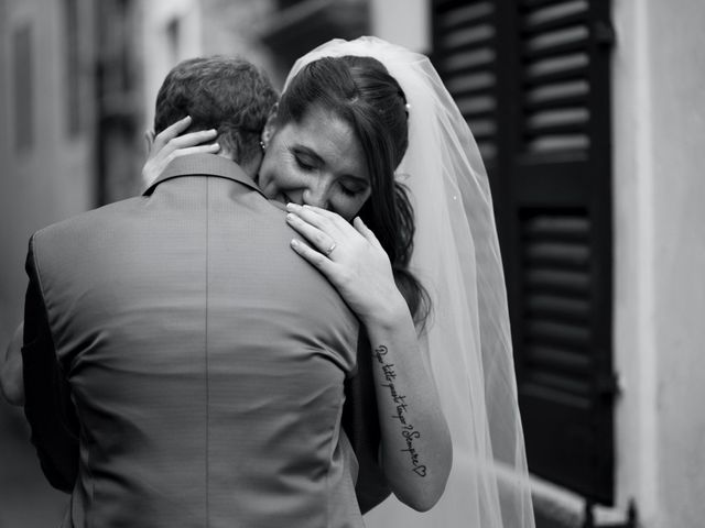 Il matrimonio di Alessandro e Arianna a Omegna, Verbania 46