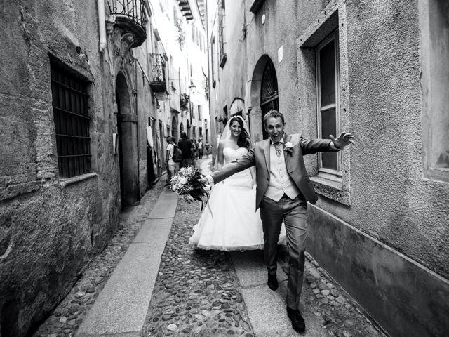 Il matrimonio di Alessandro e Arianna a Omegna, Verbania 48