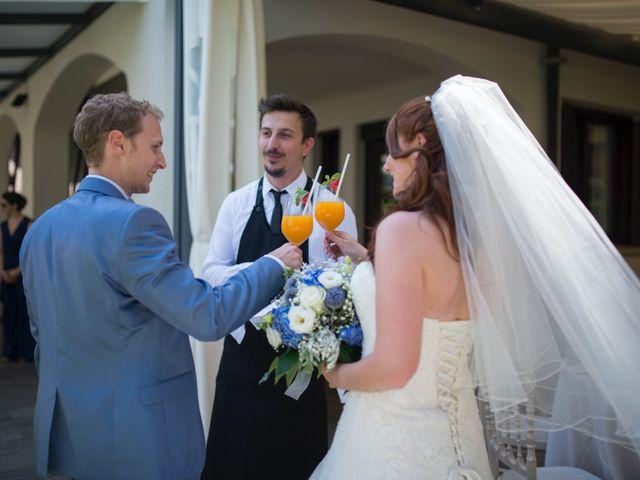 Il matrimonio di Alessandro e Arianna a Omegna, Verbania 51
