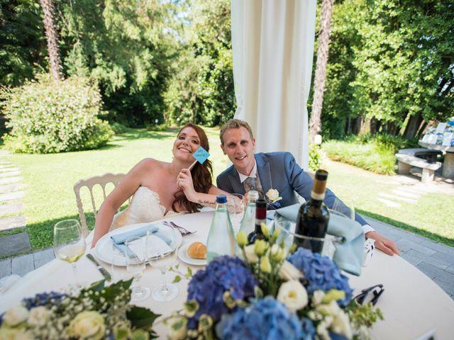 Il matrimonio di Alessandro e Arianna a Omegna, Verbania 56