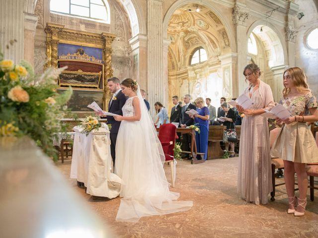 Il matrimonio di Andrea e Virginia a Cremona, Cremona 35