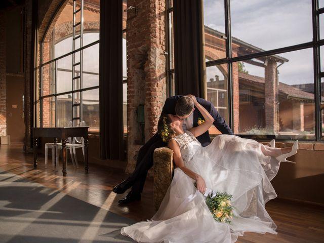 Il matrimonio di Andrea e Virginia a Cremona, Cremona 91