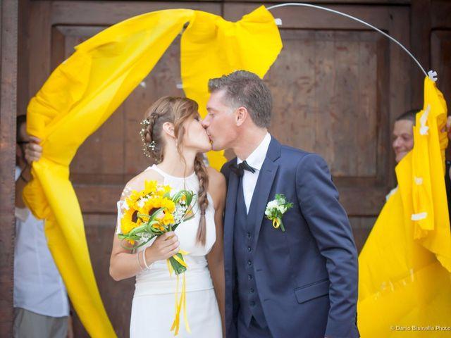Il matrimonio di Marco e Francesca a Dueville, Vicenza 8