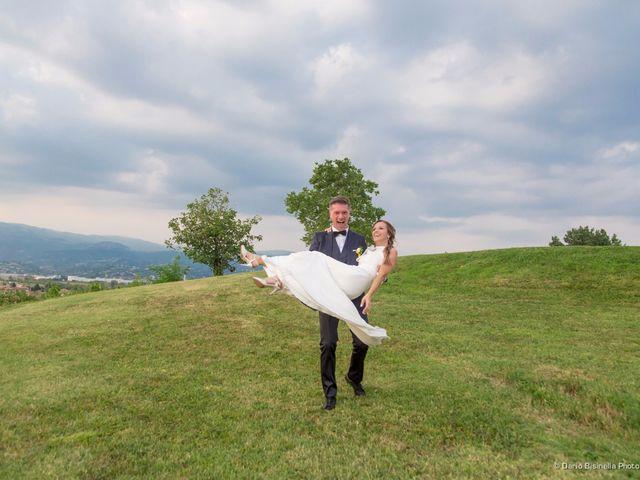 Il matrimonio di Marco e Francesca a Dueville, Vicenza 13