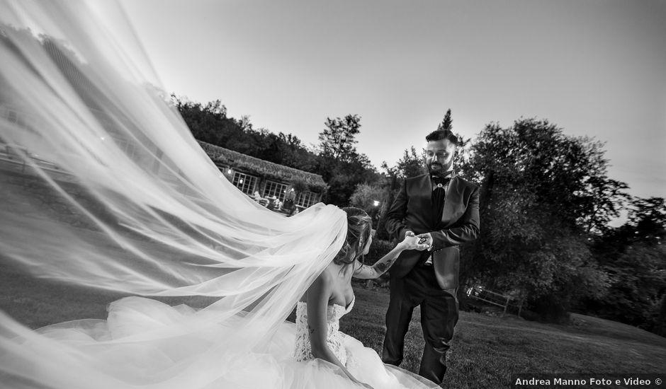Il matrimonio di Antonio e Cassandra a Montopoli in Val d'Arno, Pisa