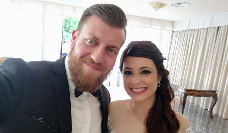 Il matrimonio di Jonatan e Melinda a Sava, Taranto
