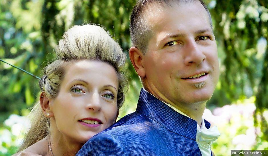 Il matrimonio di Michele e Michela a Rovereto, Trento