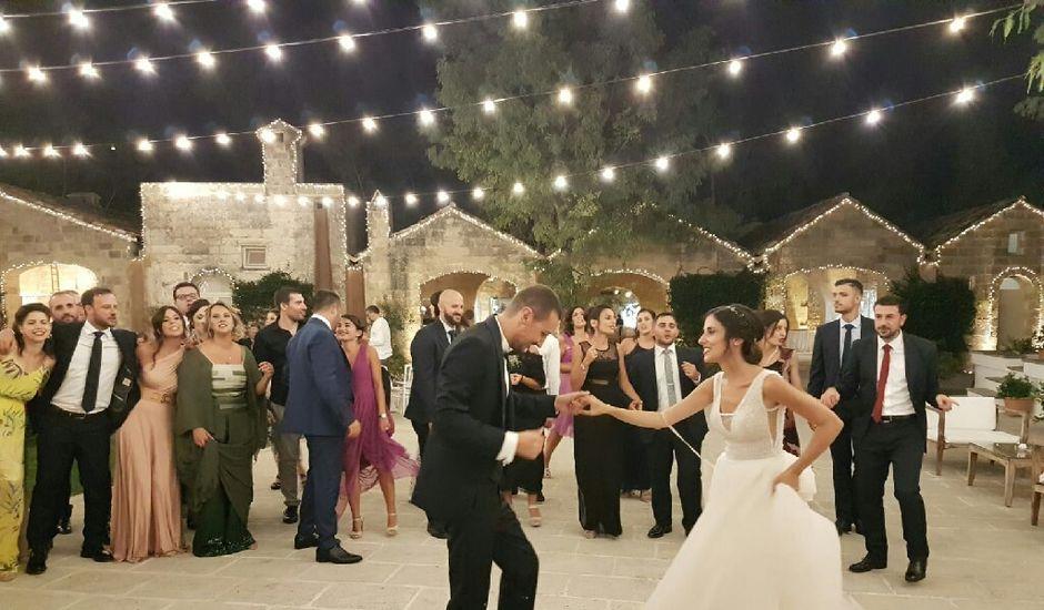 Il matrimonio di Francesco e Cinzia a Copertino, Lecce