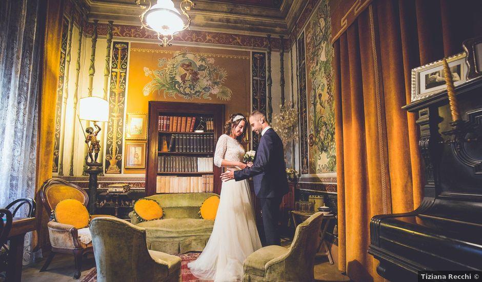 Il matrimonio di Andrea e Carlotta a San Benedetto del Tronto, Ascoli Piceno