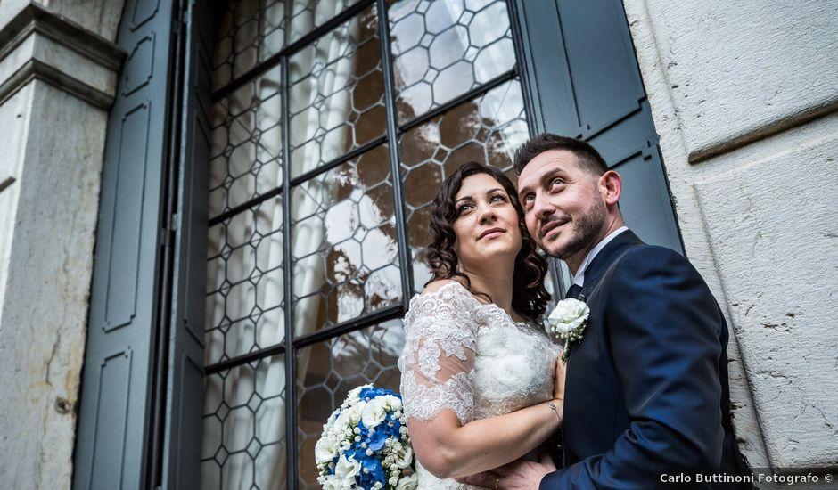 Il matrimonio di Stefano e Denise a Milano, Milano