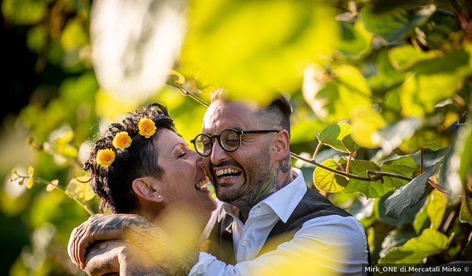 Il matrimonio di Renata e Thomas a Faenza, Ravenna