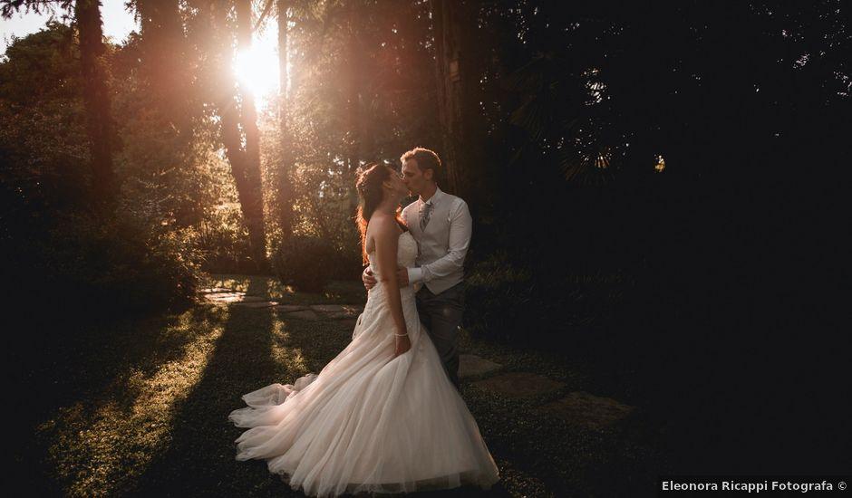 Il matrimonio di Alessandro e Arianna a Omegna, Verbania