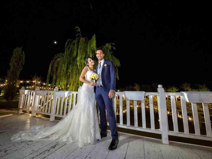 le nozze di Alessia e Joao