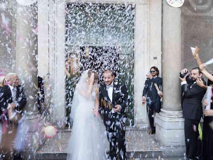 le nozze di Anna e Emiliano