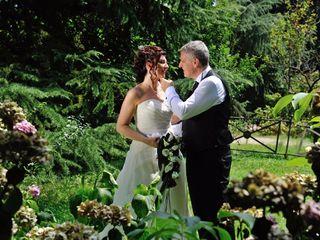 Le nozze di Stefania e Marcello