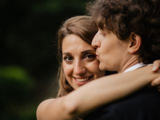 Le nozze di Nicole e Mattia
