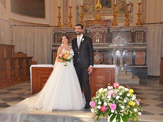 Le nozze di Flaviana e Vincenzo