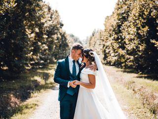 Le nozze di Denise  e Alex
