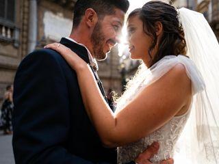 Le nozze di Rossana e Valentino