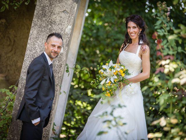 le nozze di Isa e Luigi
