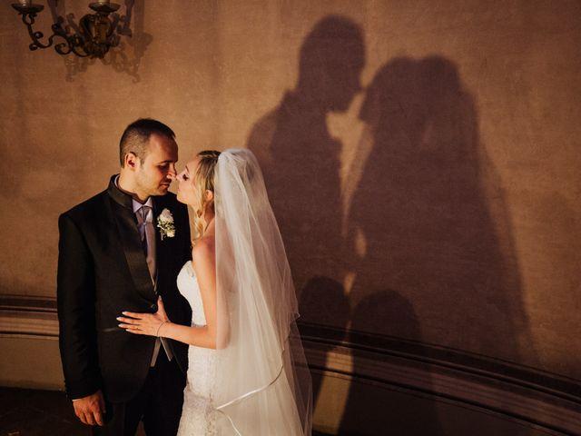 le nozze di Greta e Donato