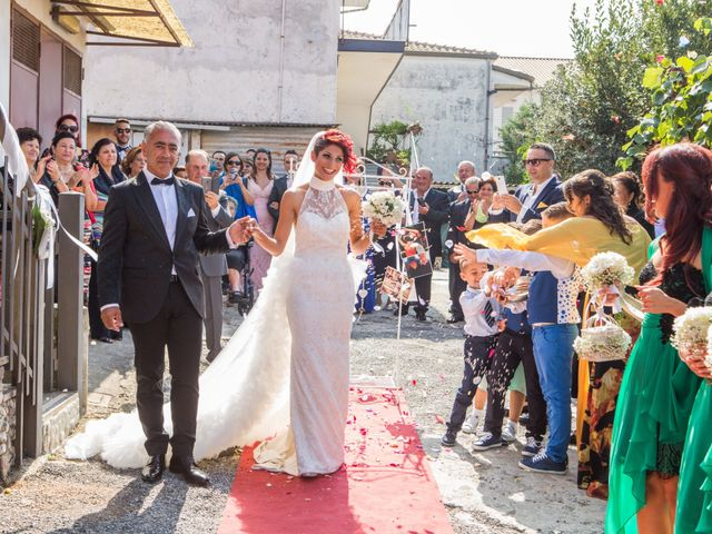 Il matrimonio di Francesco e Rosy a Lamezia Terme, Catanzaro 9