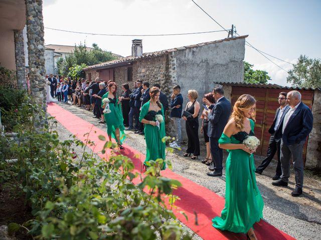 Il matrimonio di Francesco e Rosy a Lamezia Terme, Catanzaro 10