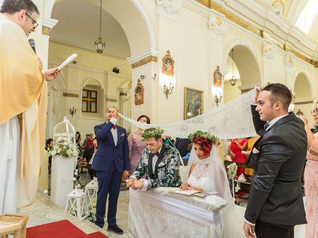 Il matrimonio di Francesco e Rosy a Lamezia Terme, Catanzaro 15