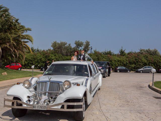 Il matrimonio di Francesco e Rosy a Lamezia Terme, Catanzaro 17