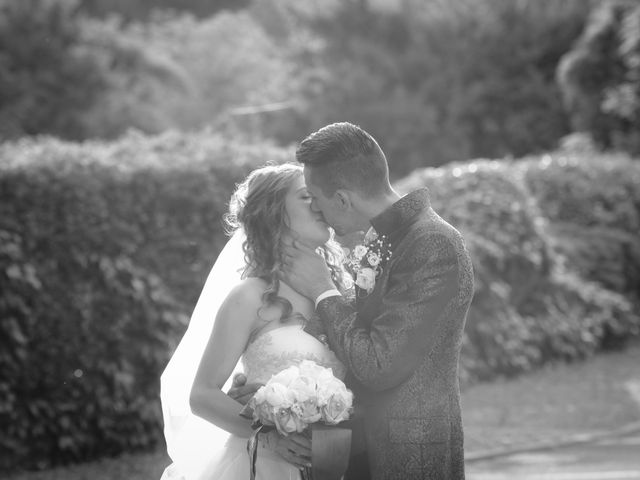 Le nozze di Ana e Laurentiu