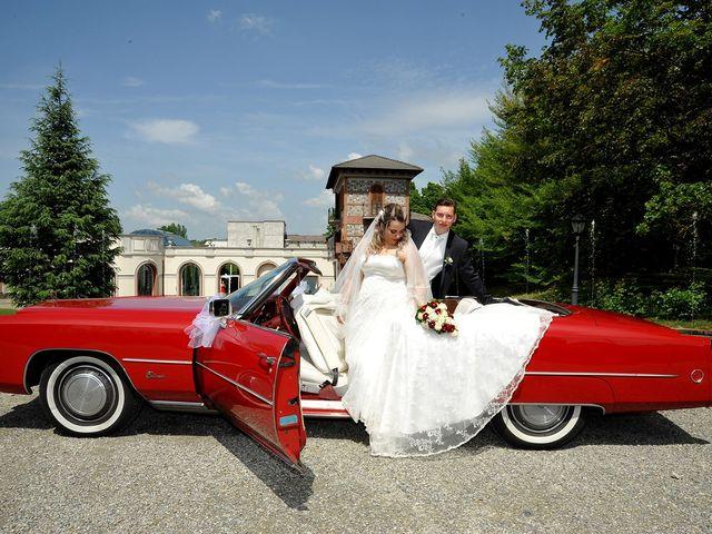 Le nozze di Michela e Gaetano