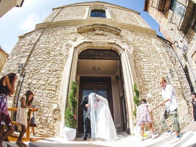 Il matrimonio di Elisa e Stefano a Guilmi, Chieti 6