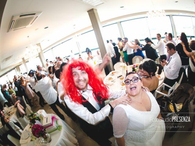 Il matrimonio di Elisa e Stefano a Guilmi, Chieti 11