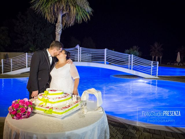 Il matrimonio di Elisa e Stefano a Guilmi, Chieti 20