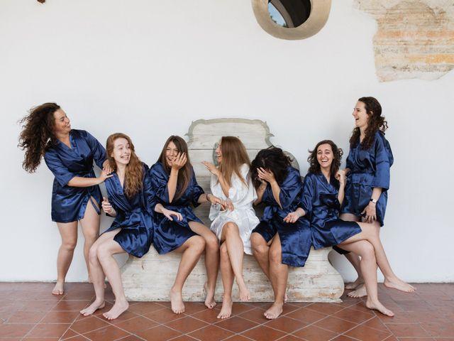 Il matrimonio di Mattia e Nicole a Medole, Mantova 1