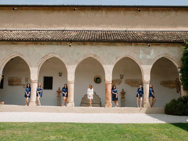 Il matrimonio di Mattia e Nicole a Medole, Mantova 6