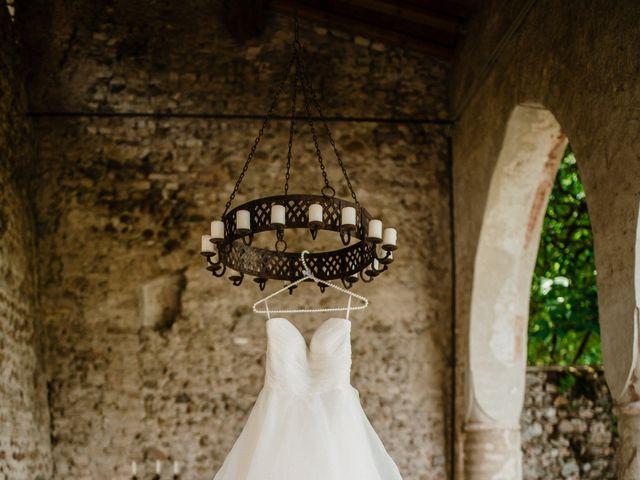 Il matrimonio di Mattia e Nicole a Medole, Mantova 8