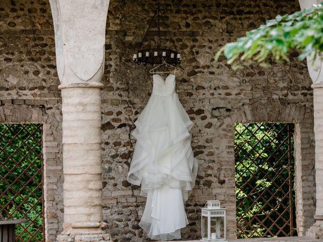 Il matrimonio di Mattia e Nicole a Medole, Mantova 9