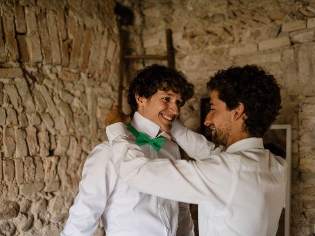 Il matrimonio di Mattia e Nicole a Medole, Mantova 15