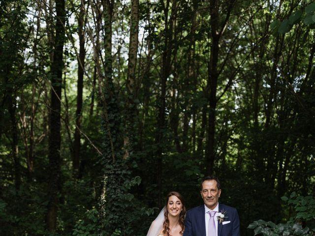 Il matrimonio di Mattia e Nicole a Medole, Mantova 26