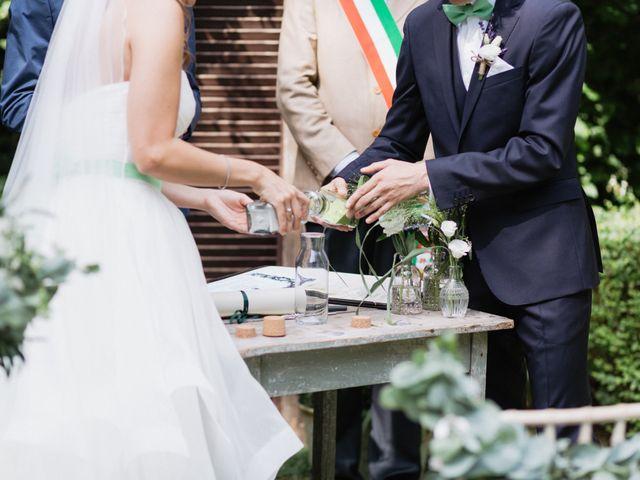 Il matrimonio di Mattia e Nicole a Medole, Mantova 27