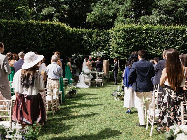 Il matrimonio di Mattia e Nicole a Medole, Mantova 28