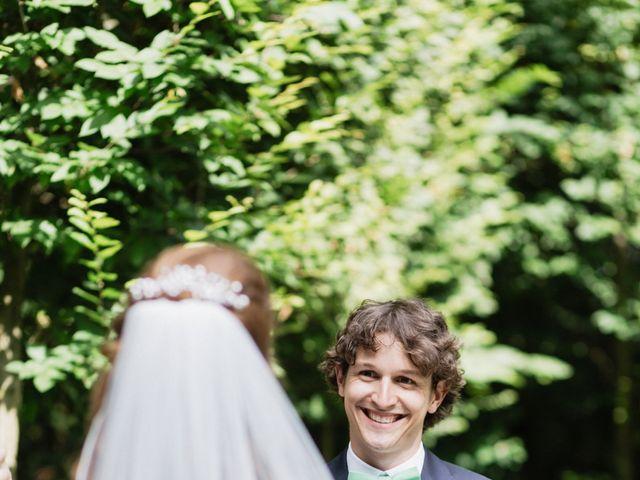 Il matrimonio di Mattia e Nicole a Medole, Mantova 29