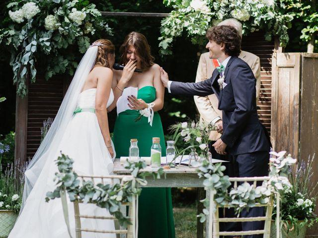 Il matrimonio di Mattia e Nicole a Medole, Mantova 30