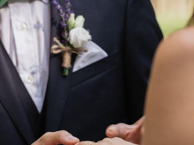 Il matrimonio di Mattia e Nicole a Medole, Mantova 31