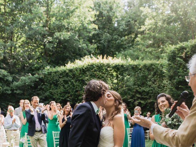 Il matrimonio di Mattia e Nicole a Medole, Mantova 32