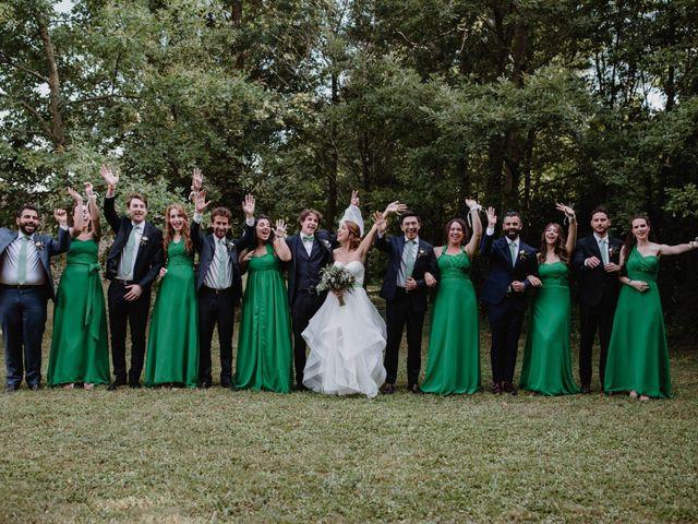 Il matrimonio di Mattia e Nicole a Medole, Mantova 36