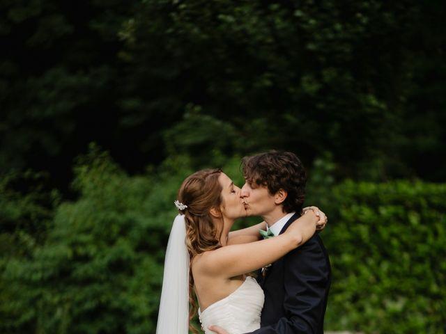Il matrimonio di Mattia e Nicole a Medole, Mantova 38