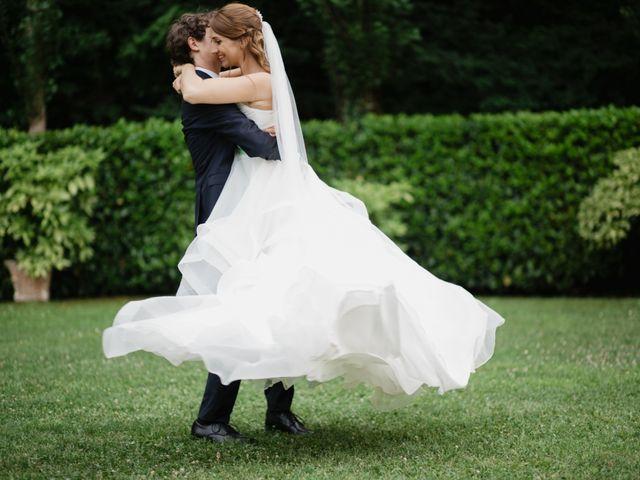 Il matrimonio di Mattia e Nicole a Medole, Mantova 42