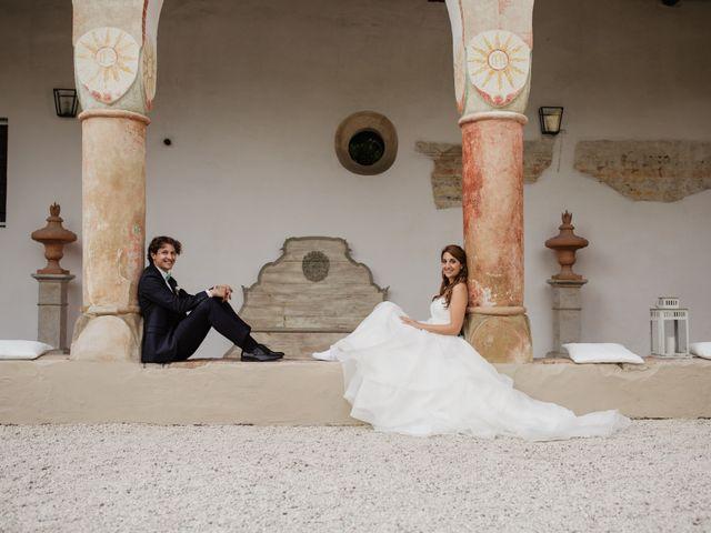 Il matrimonio di Mattia e Nicole a Medole, Mantova 47